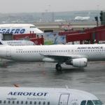 Частотность полетов между Россией и Францией увеличили в полтора раза